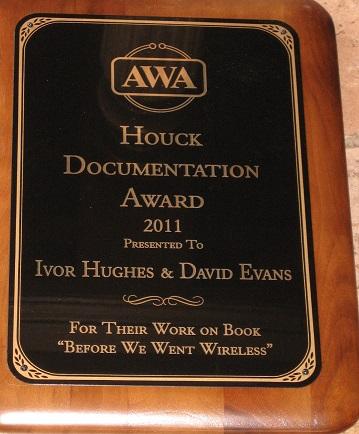 AWA Houck Award