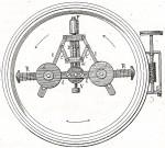 Regulateur de L' Association des Ouvriers Mecaniciens