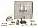 3. Photo taken of DEH microphone components Saved by Campell Swinton Date 1922